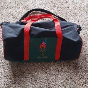 VINTAGE 1996 Olympics duffel bag